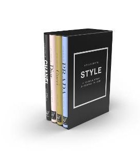The Little Guides to Style : A Historical Review of Four Fashion Icons