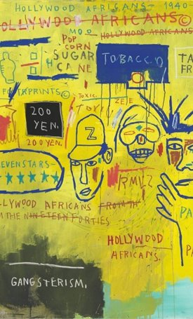 Writing the Future : Jean-Michel Basquiat and the Hip-Hop Generation